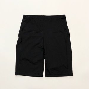 ALL IN MOTION HIGH RISE BIKE SHORTS